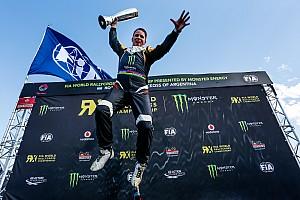 World Rallycross 突发新闻 皮特·索伯格2017赛季将有厂队支持?