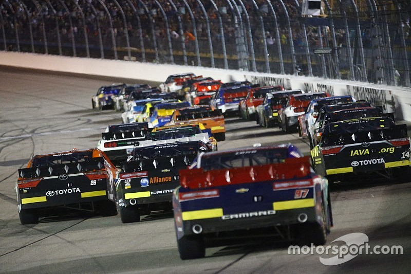 NASCAR introducing heat races in Dash 4 Cash events