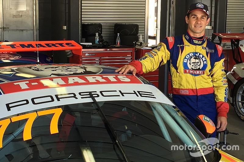 Ash Walsh confirms Porsche switch