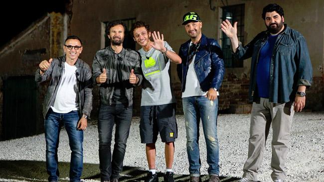 Valentino Rossi protagonista a MasterChef stasera