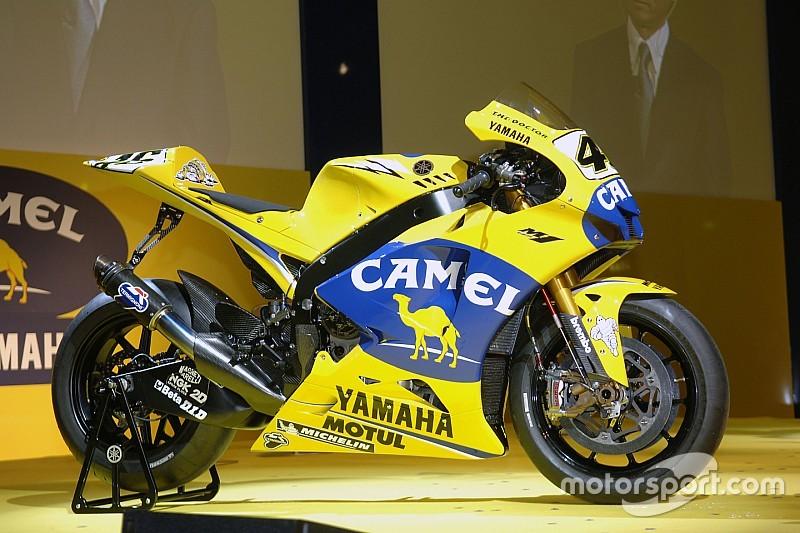 Galería de fotos: Todas las motos de Yamaha de MotoGP desde 2005