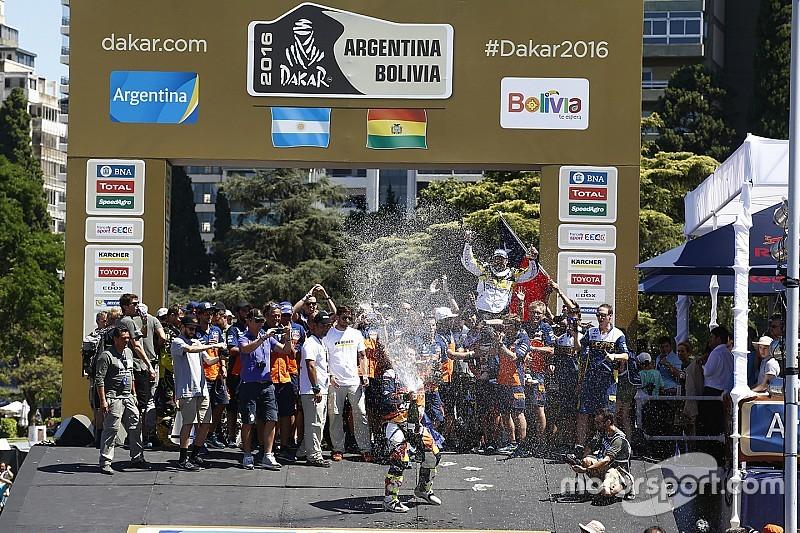 Francia cree que Rally Dakar continuará en América Latina