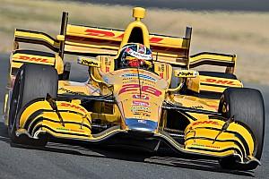 IndyCar Новость В Andretti довольны усовершенствованиями Honda