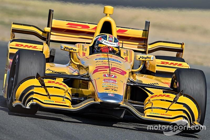 В Andretti довольны усовершенствованиями Honda