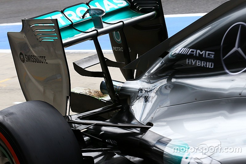 Formule 1-motoren in 2016 'significant' luider, aldus Lowe