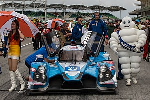 Asian Le Mans Qualifying report Algarve Pro Racing on pole for the 3 Hours of Malaysia