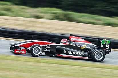 Pedro Piquet triunfa en Teretonga