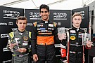 Daruvala takes positives from Teretonga weekend