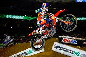 Supercross Ultime notizie Ryan Dungey concede il bis ad Anaheim nella 450