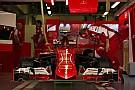 Novo carro da Ferrari passa no teste de impacto