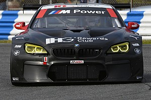 IMSA Preview BMW Team RLL begins new chapter with the M6 GTLM at 54th Rolex 24 at Daytona