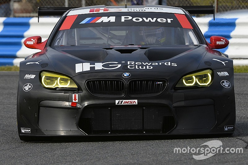 BMW Team RLL begins new chapter with the M6 GTLM at 54th Rolex 24 at Daytona