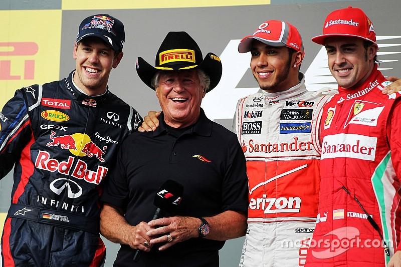 Mark Webber: Sebastian Vettel der Beste, Pastor Maldonado fehl am Platz