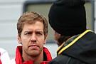 Vettel resta importancia a presión de Marchionne para Australia