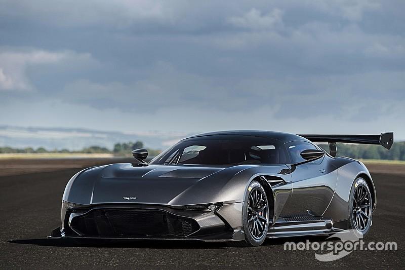 'Gebruikte' Aston Martin Vulcan van jou voor 3,4 miljoen euro