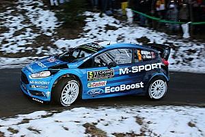 WRC Interview M-Sport return on the cards before Citroen hiatus, says Ostberg