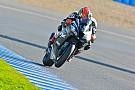 Kawasaki-Fahrer Tom Sykes bestimmt Tempo bei Test der Superbike-WM
