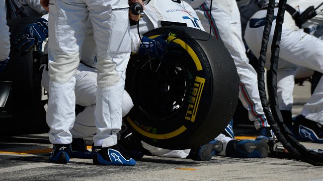 Pirelli promuove un meeting sulle gomme del 2017