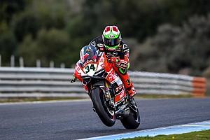WSBK Résumé d'essais Ducati part pour l'Australie en confiance