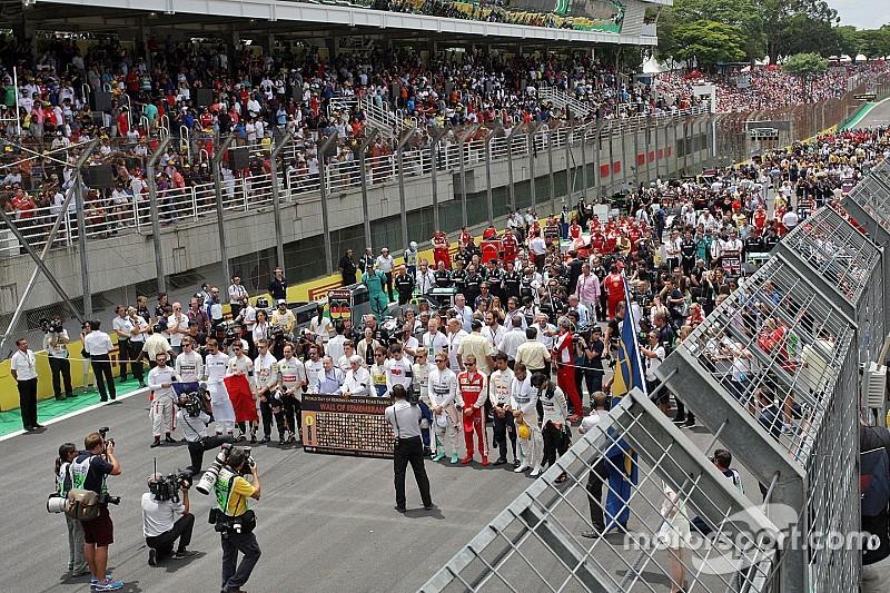 F1 discute possibilidade de corrida curta no sábado
