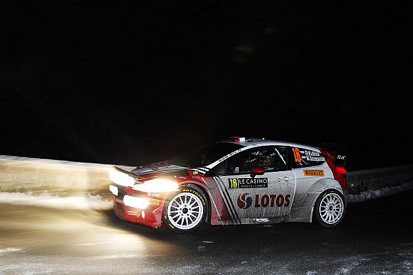 Kubica confirms absence from Rally Sweden