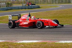 Indian Open Wheel Reporte de la carrera MRF Challenge: Fittipaldi se coronó campeón