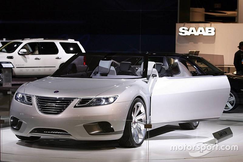 Saab AB verbiedt NEVS auto's te produceren met Saab-label