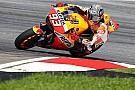 """""""El motor sigue siendo demasiado agresivo"""", dice Márquez"""
