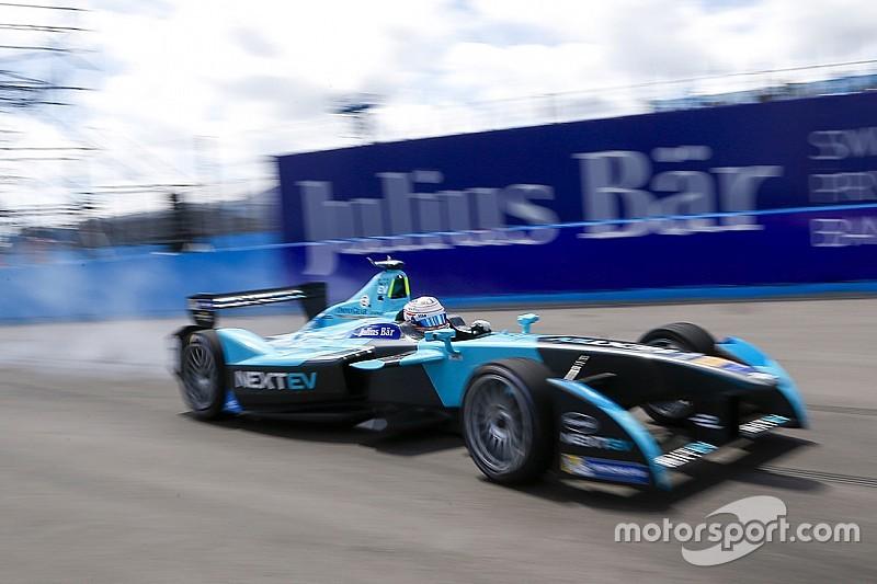 NEXTEV denkt in Formule E grote stap te maken