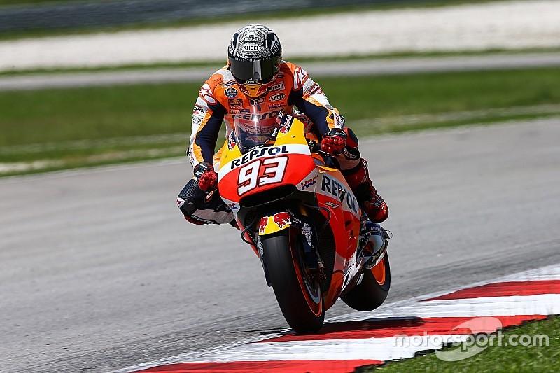 """Marquez: """"Lavoriamo sulla risposta dell'acceleratore"""""""