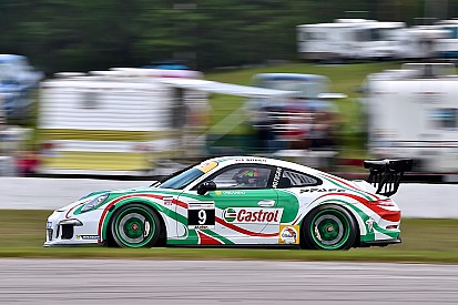 Chris Green remporte la Coupe Porsche canadienne 2015