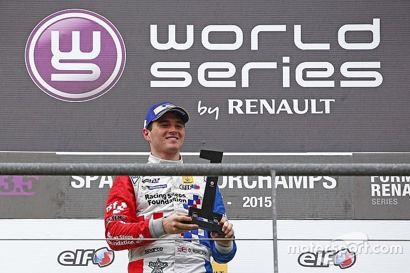 Rowland belangrijkste aanwinst van nieuwe Renault Academy