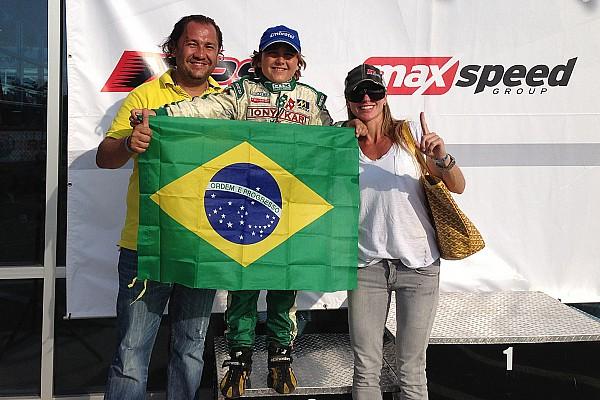 Enzo Fittipaldi maakt autosportdebuut in Groot-Brittannië