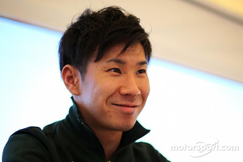 Кобаяши поедет за Toyota в WEC