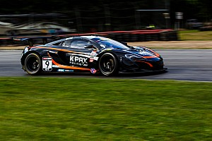 PWC Breaking news Cindric, Parente, Thompson to race K-PAX McLarens in 2016