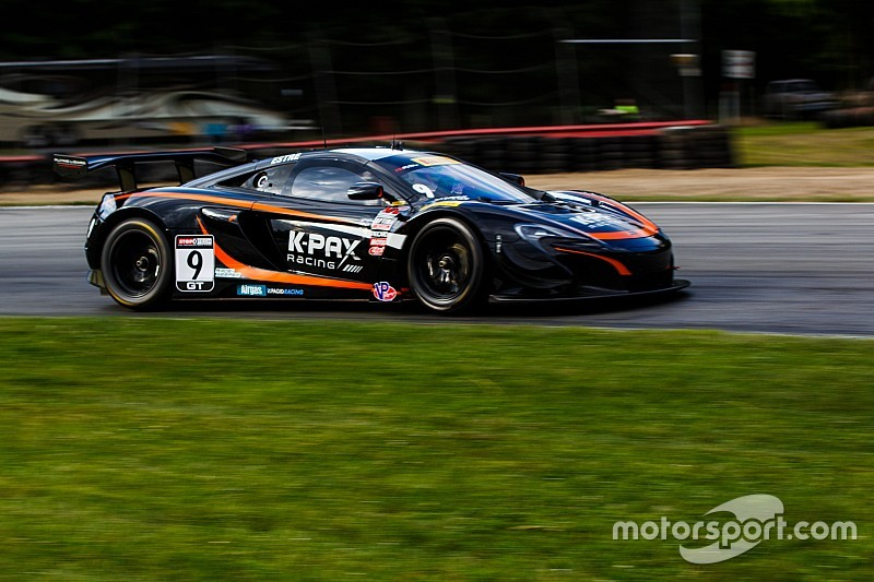 Cindric, Parente, Thompson to race K-PAX McLarens in 2016