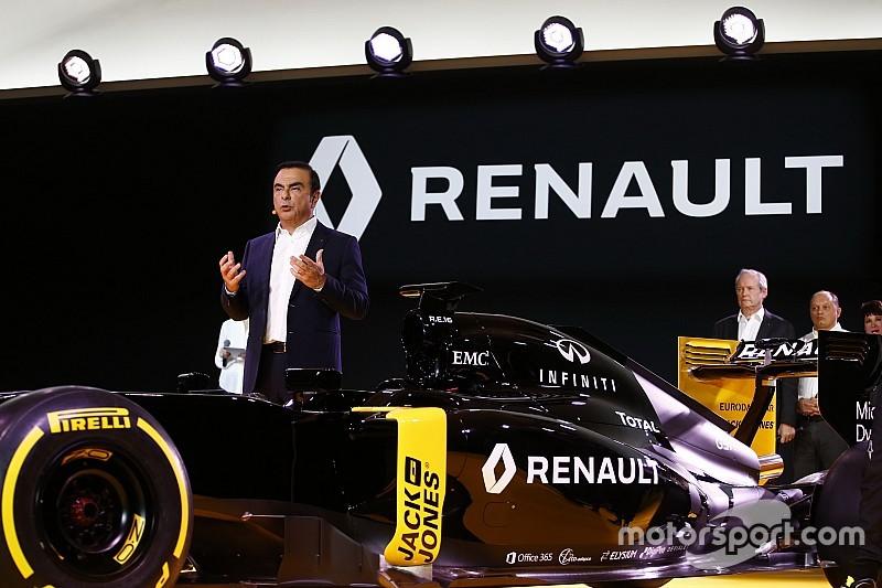 Presidente da Renault revela interesse em Alonso