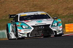 Super GT Breaking news Cassidy gets Lexus factory drive in Super GT