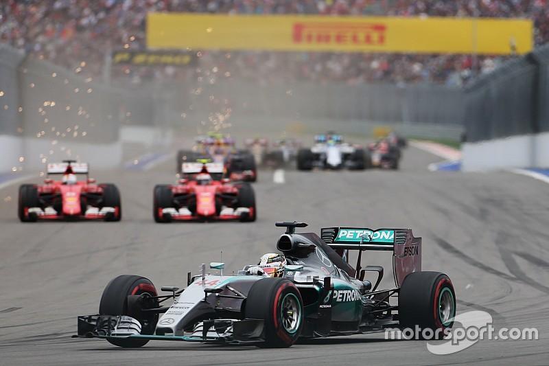 Mercedes-Boss Dieter Zetsche: Enger Titelkampf mit Ferrari wäre ideal