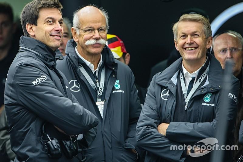 "Zetsche: ""Vedremo una battaglia Mercedes-Ferrari"""