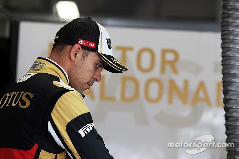 """Renault F1 поблагодарила Мальдонадо за """"верную службу"""""""