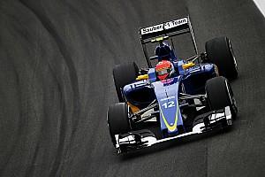 """Formula 1 Interview Nasr says delay to 2016 Sauber """"not a big problem"""""""