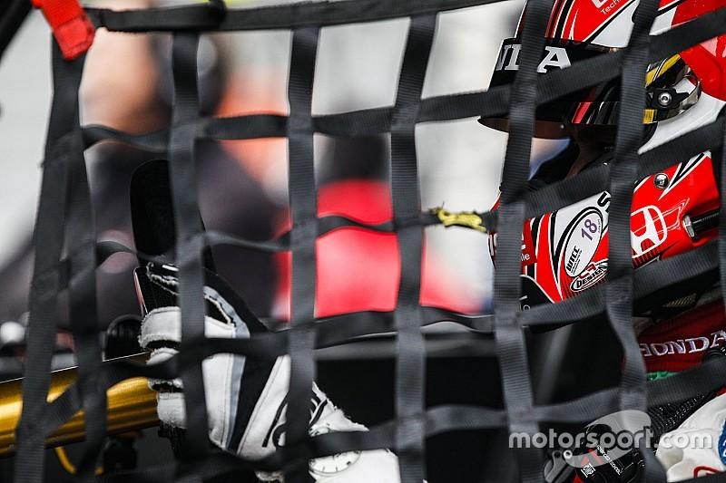 I test Honda proseguono bene con Monteiro al volante