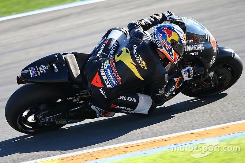 Jack Miller torna sulla sua Honda nei test di Phillip Island