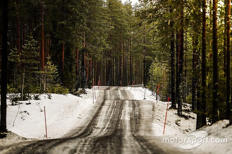 El Rally de Suecia sigue adelante