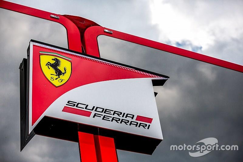 Ferrari names launch date for new F1 car