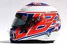 Il nuovo casco 2016 di Jenson Button è... Vintage!