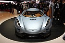 Koenigsegg neemt productieversie Regera mee naar Genève