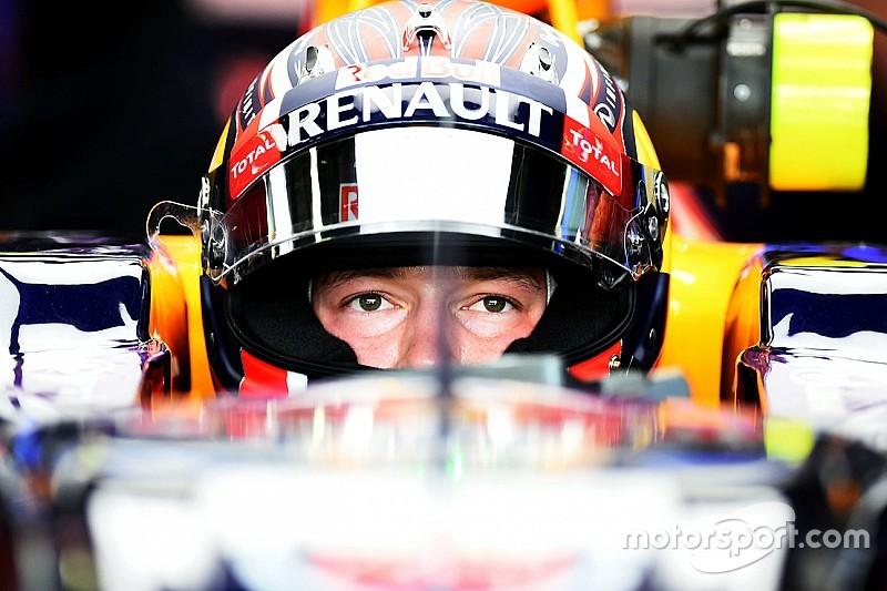 Квят намерен помочь Red Bull вернуться в число лидеров