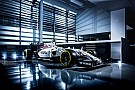 Williams presentó su coche para 2016